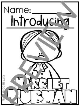 Harriet Tubman {Lapbook}