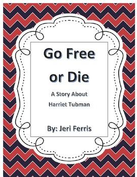 Harriet Tubman Literature Comprehension Activity