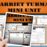 Harriet Tubman: Mini Unit & Foldable