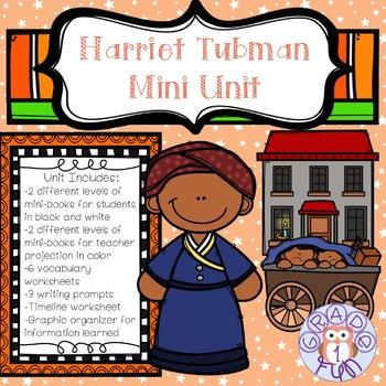 Harriet Tubman Mini Unit