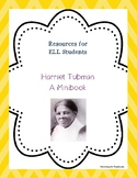 Harriet Tubman Minibook for ELL Students--FREE