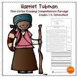 Harriet Tubman Reading Passage