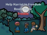 Harriet Tubman Open Ended Game for Speech Therapy or Reading
