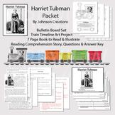 Harriet Tubman Packet