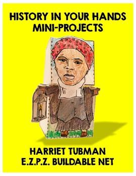 Harriet Tubman / Paper Craft Mini Project