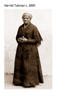 Harriet Tubman Picture Pack