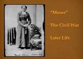 Harriet Tubman Powerpoint and Activities