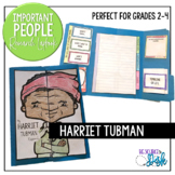 Harriet Tubman Research Lapbook