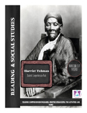 Black History Month Harriet Tubman Reading Comprehension a