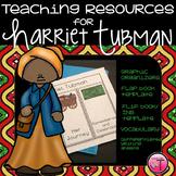Black History Month Activities for Harriet Tubman