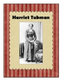 Harriet Tubman Unit Common Core Civil War Underground Rail