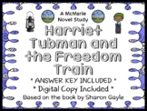 Harriet Tubman and the Freedom Train (Sharon Gayle) Book Study / Comprehension