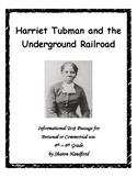 Harriet Tubman and the Underground Railway