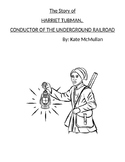 Harriet Tubman by Kate McMullan