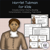 Harriet Tubman for Primary Students