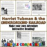 Harriet Tubman & the Underground Railroad - Choose Your Own Adventure Reading