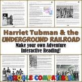 Harriet Tubman & the Underground Railroad - Choose Your Own Adventure Reading