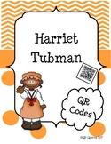 Harriet Tubman with QR Codes Listening Center