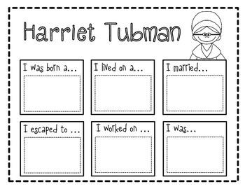 Harriet Tubman:A Biography Study