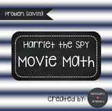 Harriet the Spy Movie Questions Fractions Decimals Problem