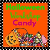 Halloween, Special Ed., Kindergarten -Halloween Book-Harriet's Halloween Candy