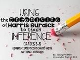 Harris Burdick Inference Activities