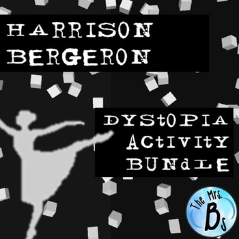harrison bergeron dystopia Harrison bergeron is a satirical and dystopian science-fiction short story written by kurt vonnegut and first published in october 1961 originally published in the magazine of fantasy and science fiction , the story was republished in the author's welcome to the monkey house collection in 1968.