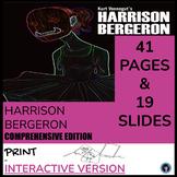 HARRISON BERGERON   HARRISON BERGERON INTERACTIVE   GOOGLE