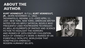 Harrison Bergeron by Kurt Vonnegut Jr powerpoint version