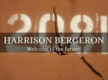 Harrison Bergeron by Kurt Vonnegut Scavenger Hunt for Information