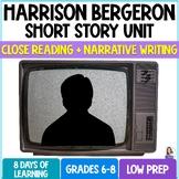 """""""Harrison Bergeron"""" by Kurt Vonnegut Unit"""