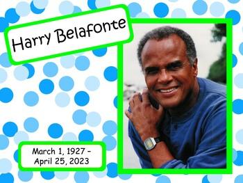Harry Belafonte: Musician in the Spotlight