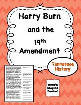 Harry Burn and the 19th Amendment