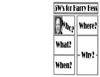 Harry Hess Foldable
