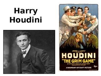 Harry Houdini Informative Guide