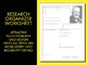 Harry Mazer Author Study Worksheet, Easy Biography Activity, CCSS