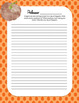 Harry Potter: 10 Creative Writing Printables with a focus