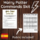 Harry Potter: Affirmative/Negative Commands Skit (with Gra
