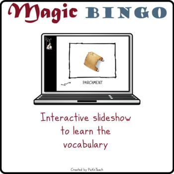 Harry Potter BINGO - Game