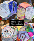 Harry Potter Bloom's Ball Project