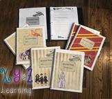 Harry Potter Book 1 Language Arts Curriculum