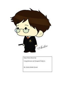 Harry Potter Book and intergrated subjects