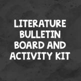 Harry Potter Bulletin Board Activity Kit