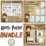 Harry Potter games and activities - BUNDLE #1 - printable