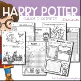 Harry Potter - Cahier d´activités
