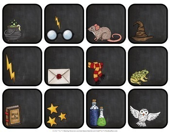 Harry Potter Calendar Set