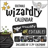 Calendar Set {Wizardry Theme}