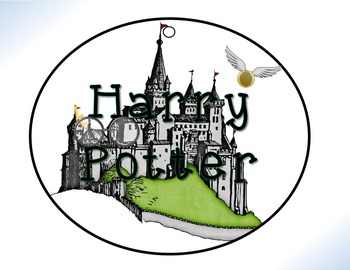 Harry Potter Character Circle Stack-Em Activity