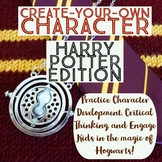 Harry Potter Character Creation - Help Students Picture Th