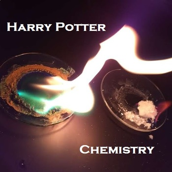 Harry Potter Chemistry Inquiry Based Lab